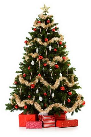 Новогодняя елка Классика
