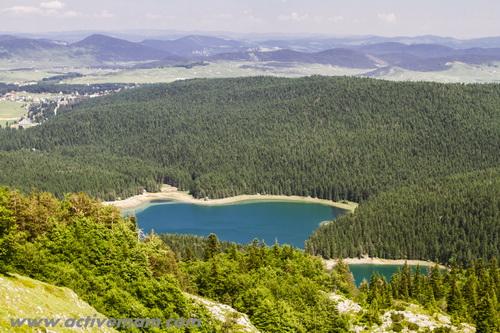 черногория,черное озеро,дурмитор