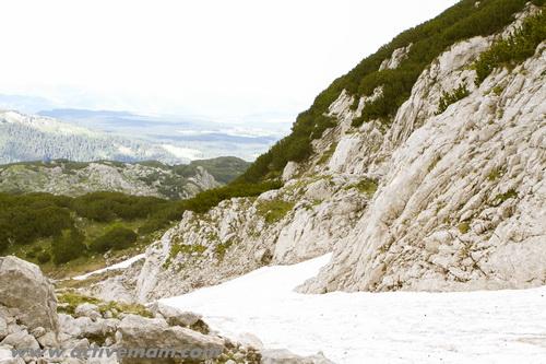 черногория,дурмитор,ледник