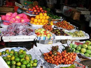 Рынок Чо Дамм в Ня Чанге
