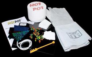 HotPot печь для фьюзинга в микроволновке