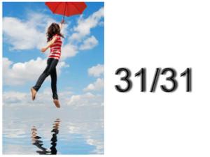 31 день флайледи