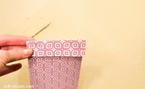 как сделать подарочный пакетик мастер класс