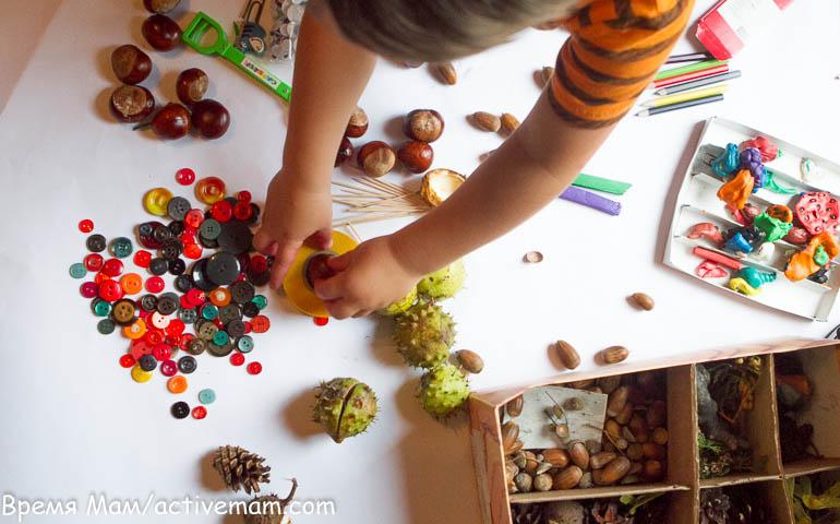 Творчество с ребенком